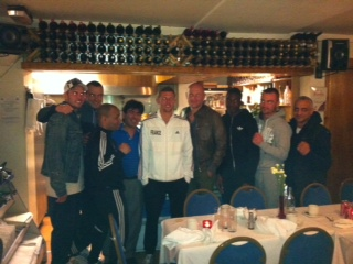 The French Olympic Boxing Team 2012